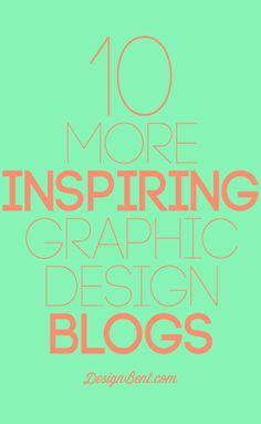 10 More Inspiring Graphic Design Blogs
