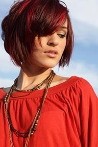 Hair Styles & Haircuts | Short, Prom & Celebrity Hairstyles by HairstylesDesign.com Mobile Edition