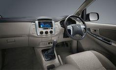 Kijang Innova New G Bensin & Diesel Interior 1