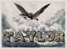 Taylor's Victories by JG Bruff (1848)