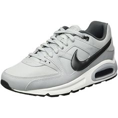 Nike air max command leather scarpe da corsa uomo grigio c7cc5e3fb2e