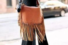 The fringed accessories - Woman's heaven