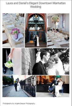 Photos l Angela Gaspar Photography http://www.gasparphotography.com/blog    NYC Weddings, Puck Building, puck building wedding, nyc wedding photography, pink wedding