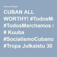 """CUBAN ALL WORTHY! #TodosMarchamos # Kuuba #SocialismoCubano #Tropa Julkaistu 30 huhtikuu 2016 by micubaporsiempre Marcos Torres. / Mark Towers  Knight: hän kuorsaa ...! Vastaan! Hei, emme voi jättää yksin tai kaksi minuuttia!  Eilisestä lähtien 28 huhtikuu 2016 """"walk"""" käynnissä juorut eri puolilla maata liittyvät väitetty väheneminen välisen vaihtokurssin CUC ja CUP jossa ensimmäinen, nyt kaupan 25, alennettaisiin 18 tai 20 pesoa ja ihmiset kävellä """"puoli-sorvaus-as-you-hullu.""""   Sen…"""