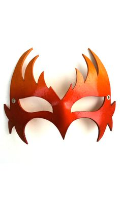Red Wings Mask #halloween #costume