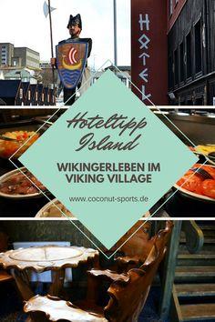 Ich war für vier Tage zu Gast im Viking Village Hotel in Reykjavik. Mein Erfahrungsbericht und Hoteltest zum Wikinger Themenhotel in Island.