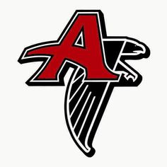 Atlanta Falcons Alternate Logo <1998-2002> Iron On Stickers (Heat Transfer) Version 1 $2