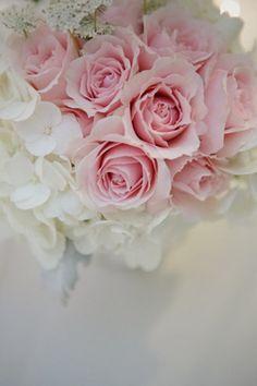 Simple & sweet! #pink roses