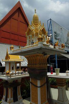 Spirit houses of Thailand