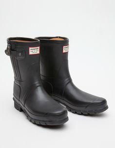 Hunter Short Boot *spring....