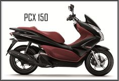 Honda PCX 150 vs PCX 125 ~ Hijab Tutorial 2013