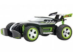 The Carrera RC Green Cobra 3 radio controlled off road buggy from the Carrera radio control range in 1/20 scale is a great off road vehicle offering lots of outdoor fun!  This buggy is ready built and ready to run and includes everything you require in the box!