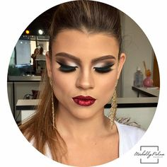 "6,778 Likes, 62 Comments - Michelly Palma Makeup (@michellypalmamakeup) on Instagram: ""Uauuuu ❤️❤️❤️ ___ Wowwww ❤️❤️❤️"""