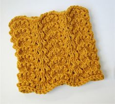 Pretty lace cowl knit for stylish ladies:  http://lizajlee.com/images/lacecowl.pdf