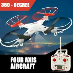 81.00$  Watch now - http://ali3ik.worldwells.pw/go.php?t=32494258772 - 2015 RC drone Four Axis Remote Control rc helicopter with Hd camera and colorful light rc Quadcopter Model VS JJRC H8D X8W 81.00$
