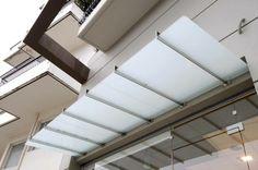 Modern glass canopies Pvc Canopy, Ikea Canopy, Hotel Canopy, Window Canopy, Canopy Curtains, Backyard Canopy, Canopy Bedroom, Garden Canopy, Fabric Canopy