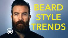 5 Beard Style Trends for Winter 2017 | Jeff Buoncristiano