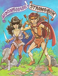 strongbow elfquest - Google Search