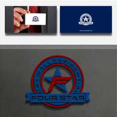 Four Star Drywall Residential - Create the next logo for FOUR STAR DRYWALL RESIDENTIAL