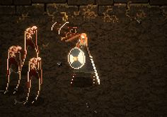 Eitr - GAMEPLAY VIDEO [ Action RPG ] [ Isometric Pixel-Art ]