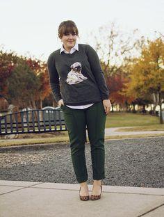 AJ Wears :: A Pug Sweater — aj wears clothes