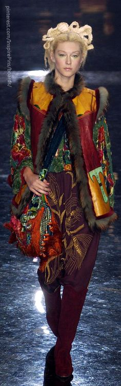 Jean Paul Gaultier, Autumn/Winter 2005, Couture