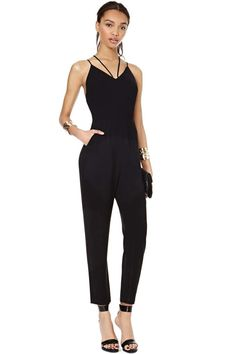 Serious Chemistry Jumpsuit at Nasty Gal