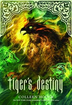 Tiger's Destiny (Book 4 in the Tiger's Curse Series) by Colleen Houck.