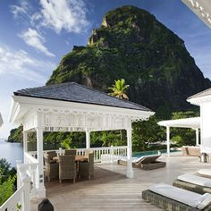 4 6 Bedroom Ultra Luxury Beachfront Homes For Sale, Val Des Pitons,