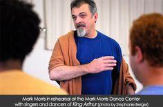 Operas That Dance Seiji Ozawa, Mark Morris, Morris Dancing, Opera, Dancer, Group, Opera House, Dancers