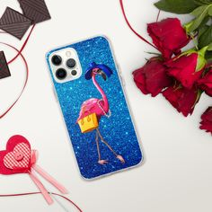 This stylish design of an elegant flamingo will add some personality to your everyday style. Perfect gift idea for a crazy flamingo girl of any age who loves flamingo accessories! #flamingogifts #flamingoaccessories #giftsforflamingolovers Buy Iphone, Iphone Cases, Flamingo Gifts, Easy Canvas Art, Everyday Fashion, Personality, Age, Elegant, Stylish