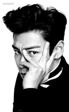 Choi Seunghyun for Highcut Japan Seungri, Top Bigbang, G Dragon, Top Choi Seung Hyun, Top Pic, Ft Island, Best Kpop, Fandom, Rap God