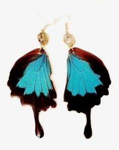 Luxurious Spa Real Butterfly Wing Earrings Giveaway https://thebluegoddess.co/giveaways/luxurious-spa-giveaway/?lucky=25