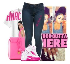 """""""s got the flew try not to catch this"""" by trillest-k ❤ liked on Polyvore featuring Yves Saint Laurent"""