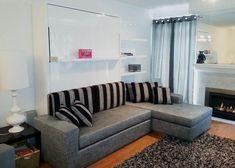 Fancy | Float MurphySofa Sectional Wall Bed