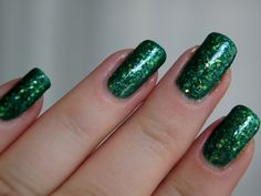 Smitten Polish The Isabella Emerald