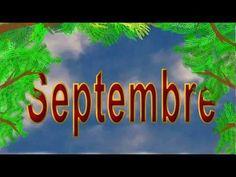 Les mois de l'année Song