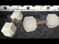 Diy Gym Equipment, No Equipment Workout, Diy Home Gym, Home Stairs Design, Doll House Plans, Gym Accessories, Gym Workout Tips, Barbell, Fun Projects