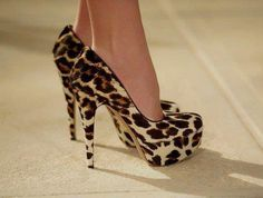 b01f00fb8c3 I have 6 pairs of leopard print shoes (different styles)