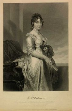 #4 Dolley Payne Todd Madison was the spouse of the fourth President of the United States, James Madison, and was First Lady of the United States from 1809 to 1817. She was notable for her social gifts and helped define the role of the First Lady.