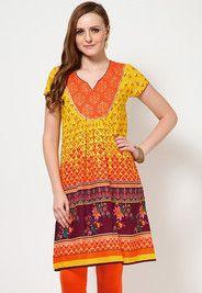 Kurti indian top blouse ethnic