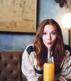 Elizabeth Olsen                                                                                                                                                      Plus
