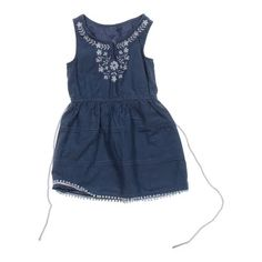 For sale: Cute Embroidered Dress on Swap.com online consignment store