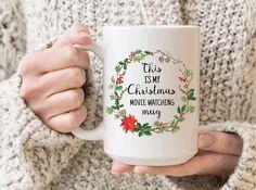 Gifts For New Moms, Gifts For Husband, Christmas Mugs, Christmas Movies, Couple Mugs, Name Mugs, Mom Mug, Handmade Design, Ceramic Mugs