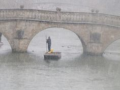 Punting in all Weathers, via Flickr.