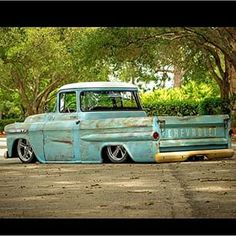 Dropped Chevy