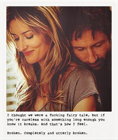 Californication - natasha elhone + david duchovny. #true #love
