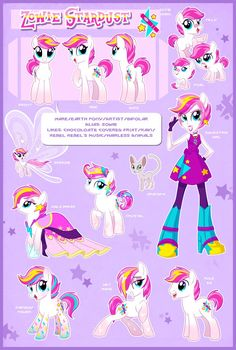 Zowie Stardust Ultimate Reference Guide by Centchi on DeviantArt