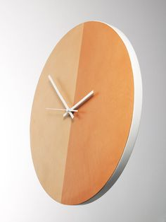 These clocks have spent time on the sun beds to tan patterns onto their leathery faces.