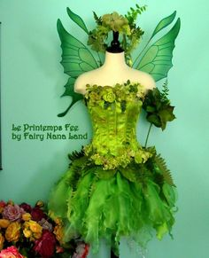Looks a bit like the idea I have in my head. I just want more colors in my costume :)